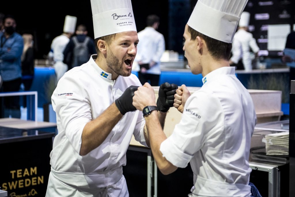 Sebastian Gibrand - Jacob Persson - Bocuse d'Or Europe 2020