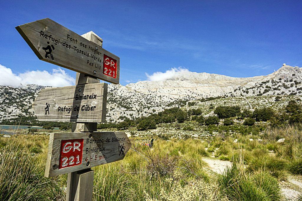 Puig Major - Tramuntanafjellene - Mallorcas høyeste punkt - 1445 moh -