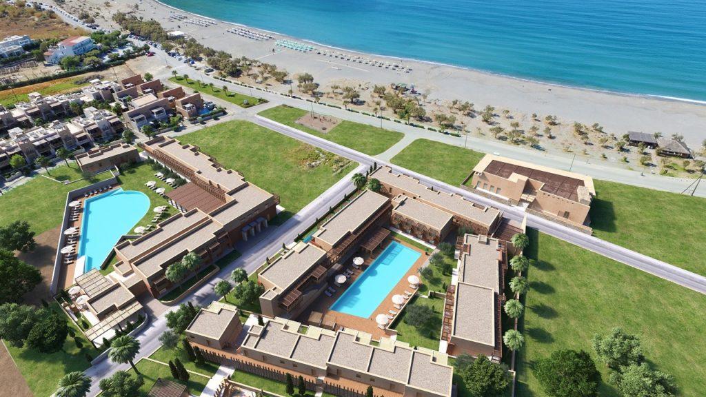 Alegria Beach Resort - Plakias - Kreta - Hellas