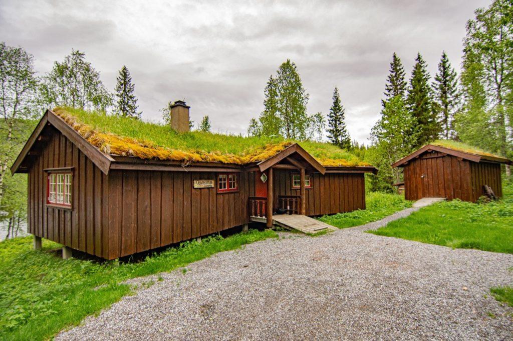 Osvasstuan - Trones - Namsskogan - Trøndelag - Statsskog