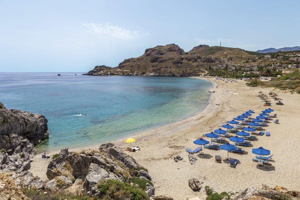 Strand - Plakias - Kreta - Hellas - apollo