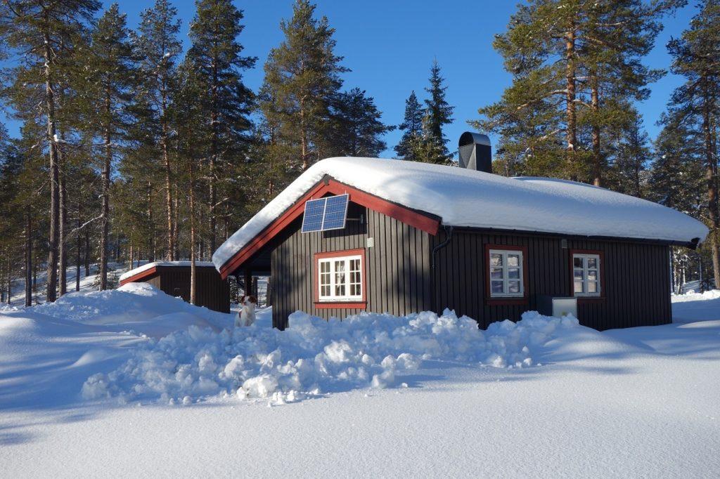 Valsjøhytta - Rendalen - Hedmark - Sør-Norge - Statsskog