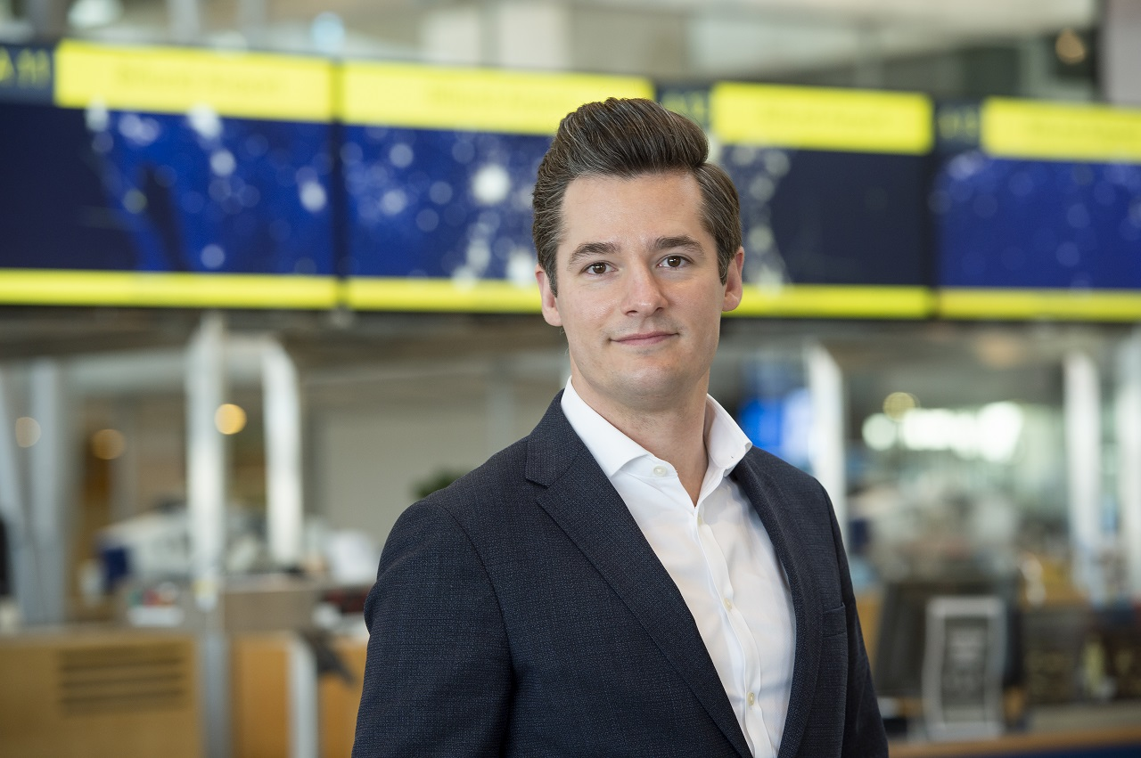 Kaspar Andreas Nissen - markeds og ruteutvikler - Billund lufthavn