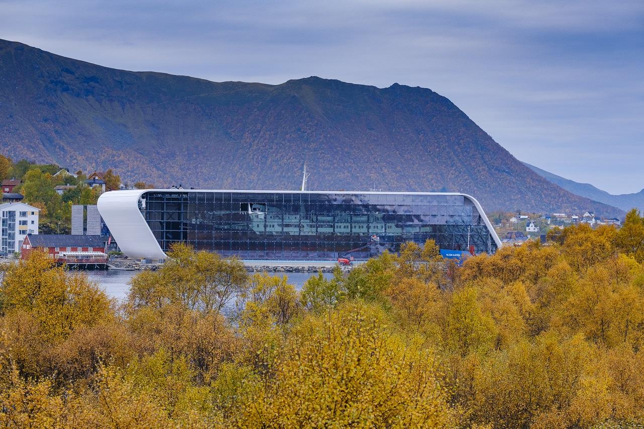 MS Finnmarken - Hurtigrutemuseet - Stokmarknes - Vesterålen - PEAB - 2021