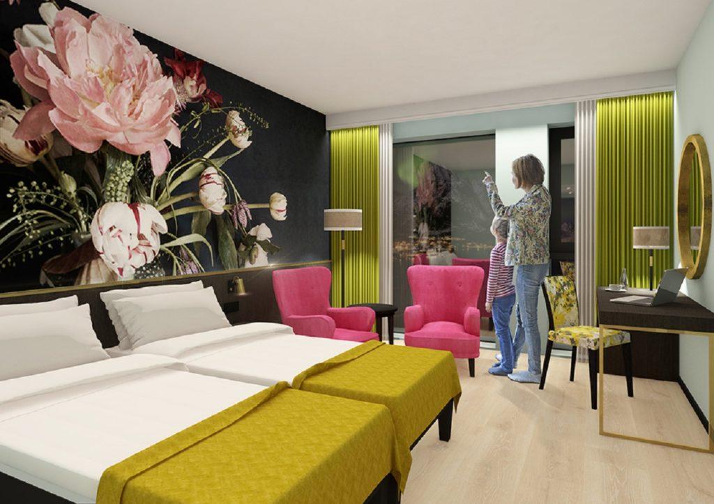 Gjesterom - Thon Hotel Svolvær - Lofoten