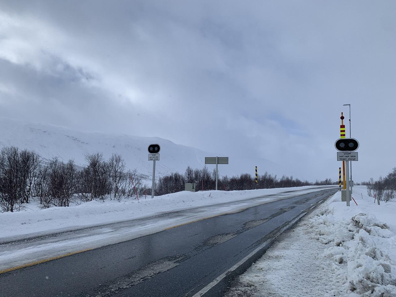 Bom - Rv 15 - Grotli - Strynefjellet - Innlandet fylke