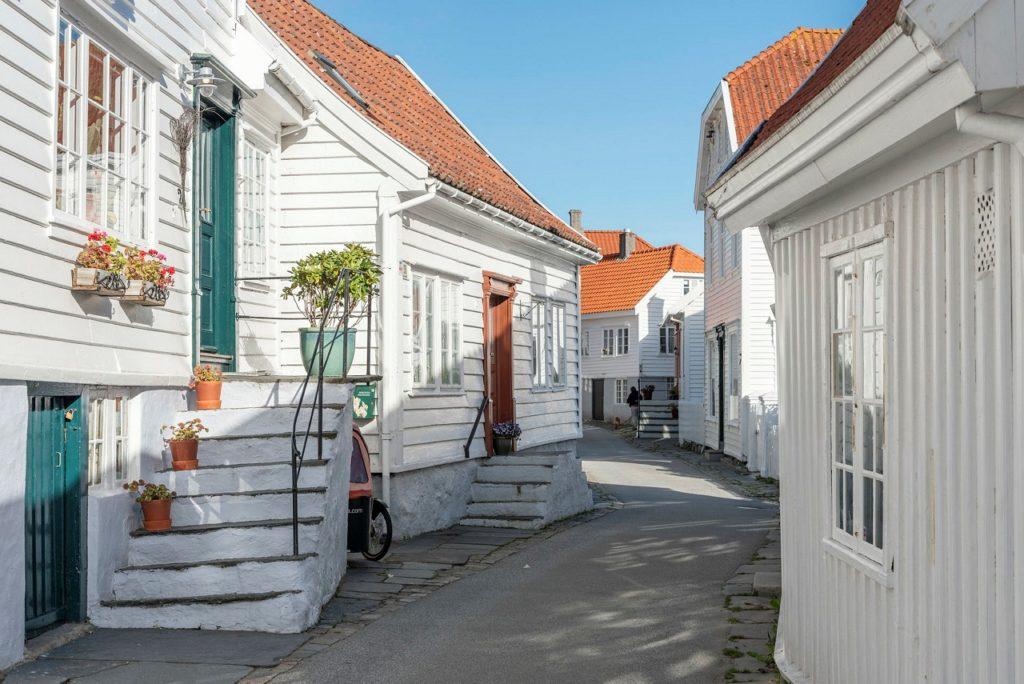 Skudeneshavn -Den hvite by ved Havet - Karmøy - Rogaland - Riksantikvaren