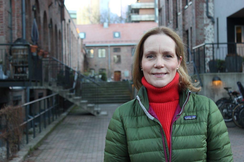 Hanna Geiran - Riksantikvar - 2021