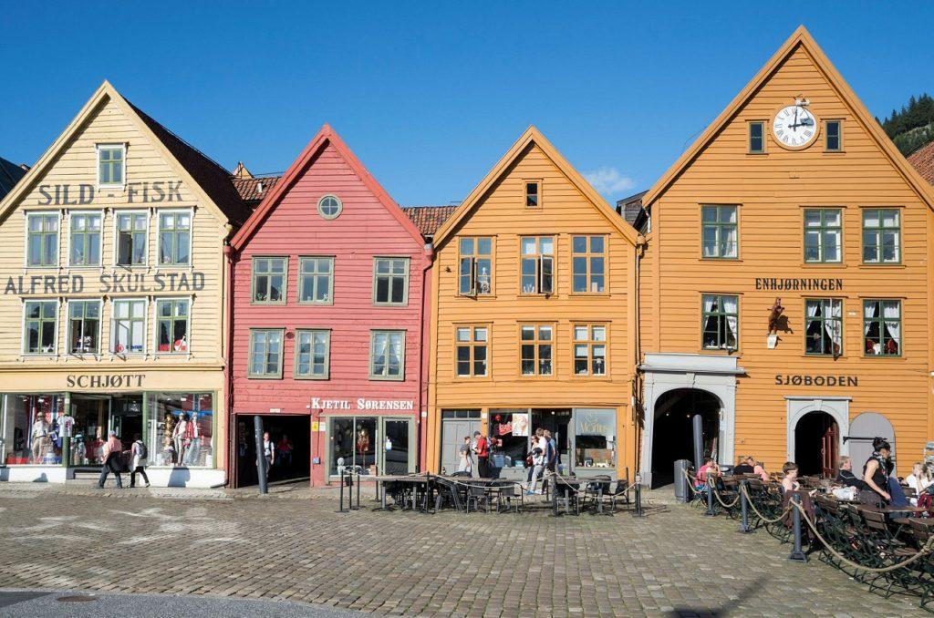 Tyskerbryggen - Bergen - Hansaby - Hordaland - Vestland - Riksantikvaren