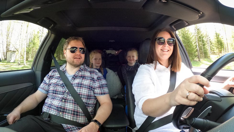 Bilkjøring - sjåførferdighetert - Menn - Kvinner - NAF