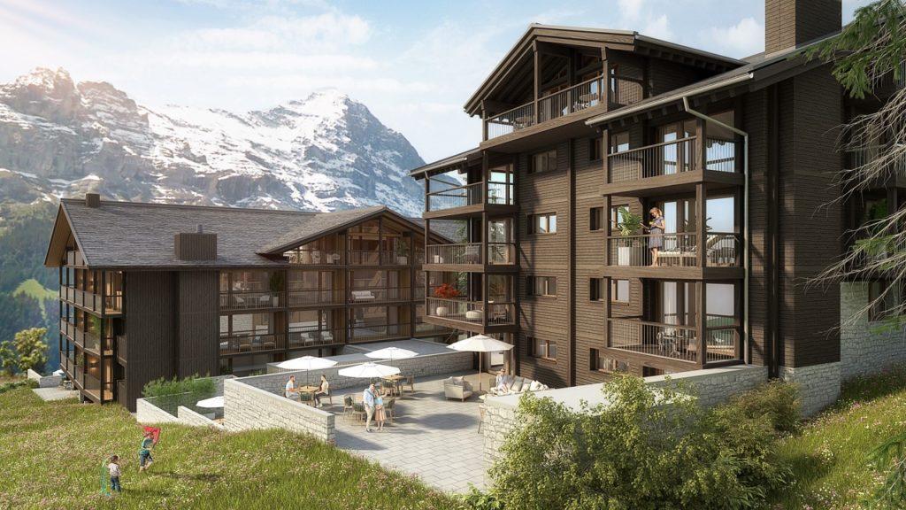 Bergwelt Grindelwald - Designhotell - Grindelwald - Sveits
