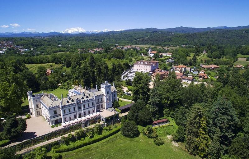 Castello Dal Pozzo - Italia - Classic Norway Hotels