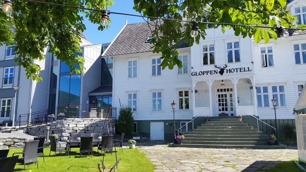 Gloppen Hotel - Sandane - Nordfjord - Vestland - Classic Norway Hotels