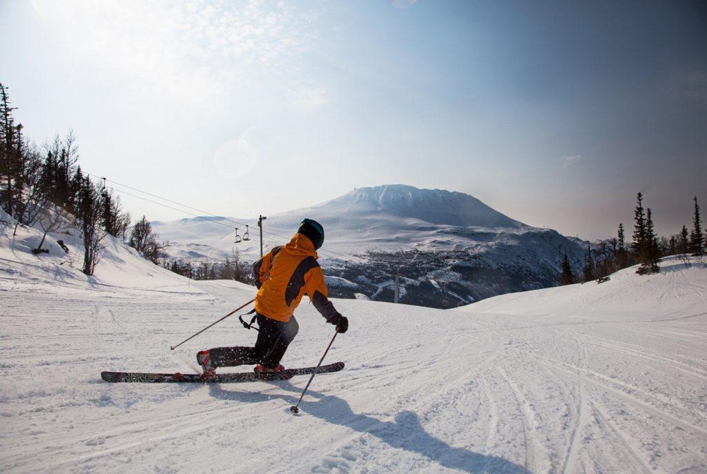 Gaustablikk Skisenter - Rjukan - Telemark