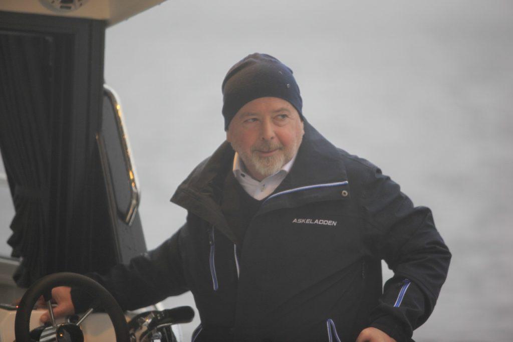 Henrik Askvik - Daglig Leder - Askeladden Boats AS