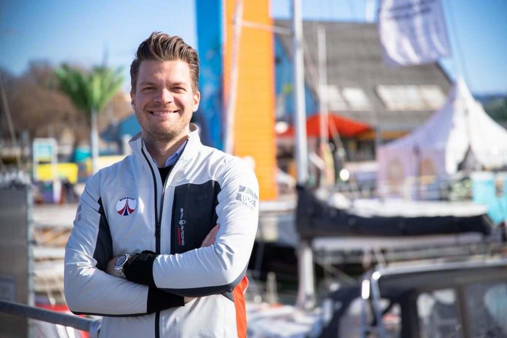 Magnus Frøshaug Ryhjell - Daglig Leder - Norboat AS