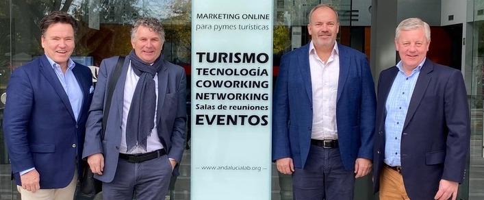 Nordic Traveltech Lab - Grunnleggere - sommeren 2020