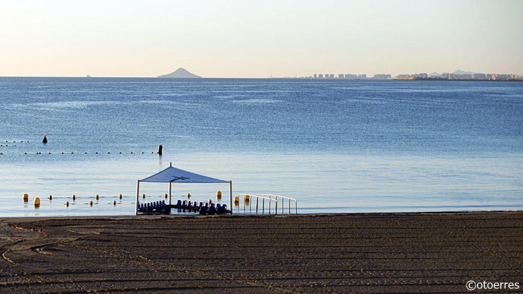 Playa Torre de la Horadada - Costa Blanca - Spania