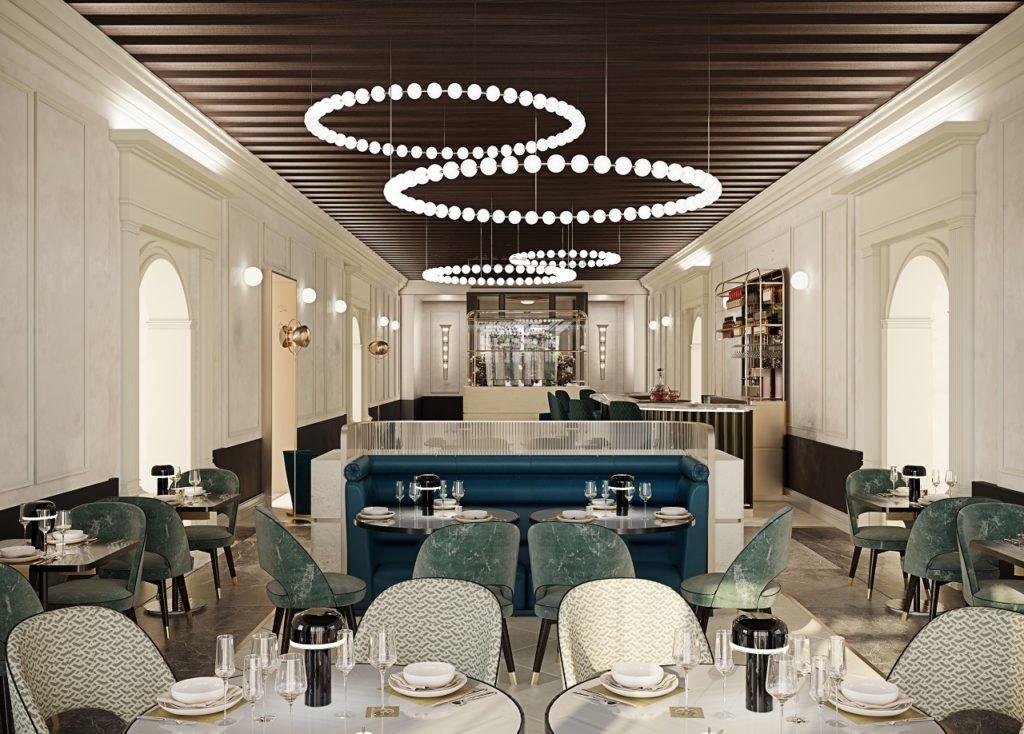 SMP - Main restaurant - Radisson