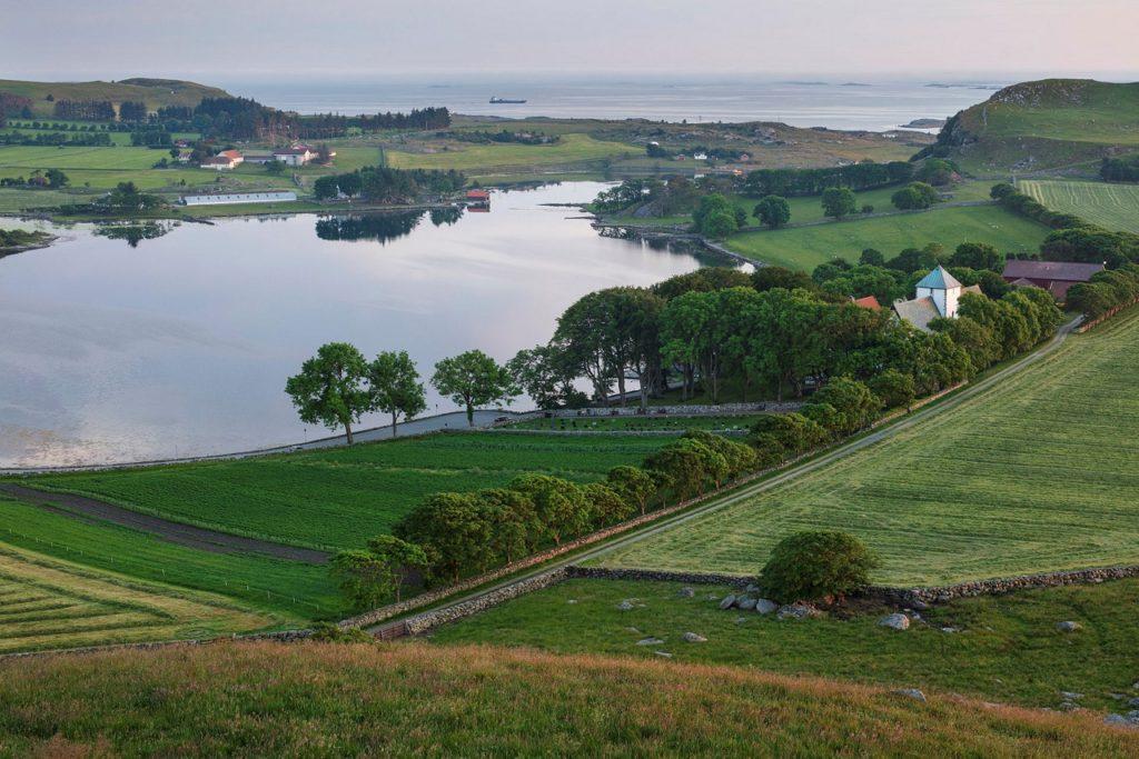 Utstein Klokster - Klosterøy - Mosterøy - Stavanger - Boknafjorden - Riksantikvaren