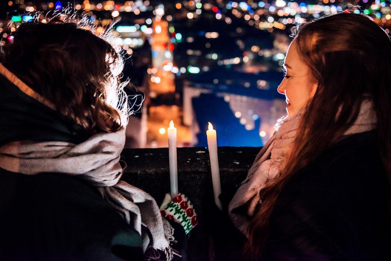 Earth Hour - Helsingfors - Finland - WWF
