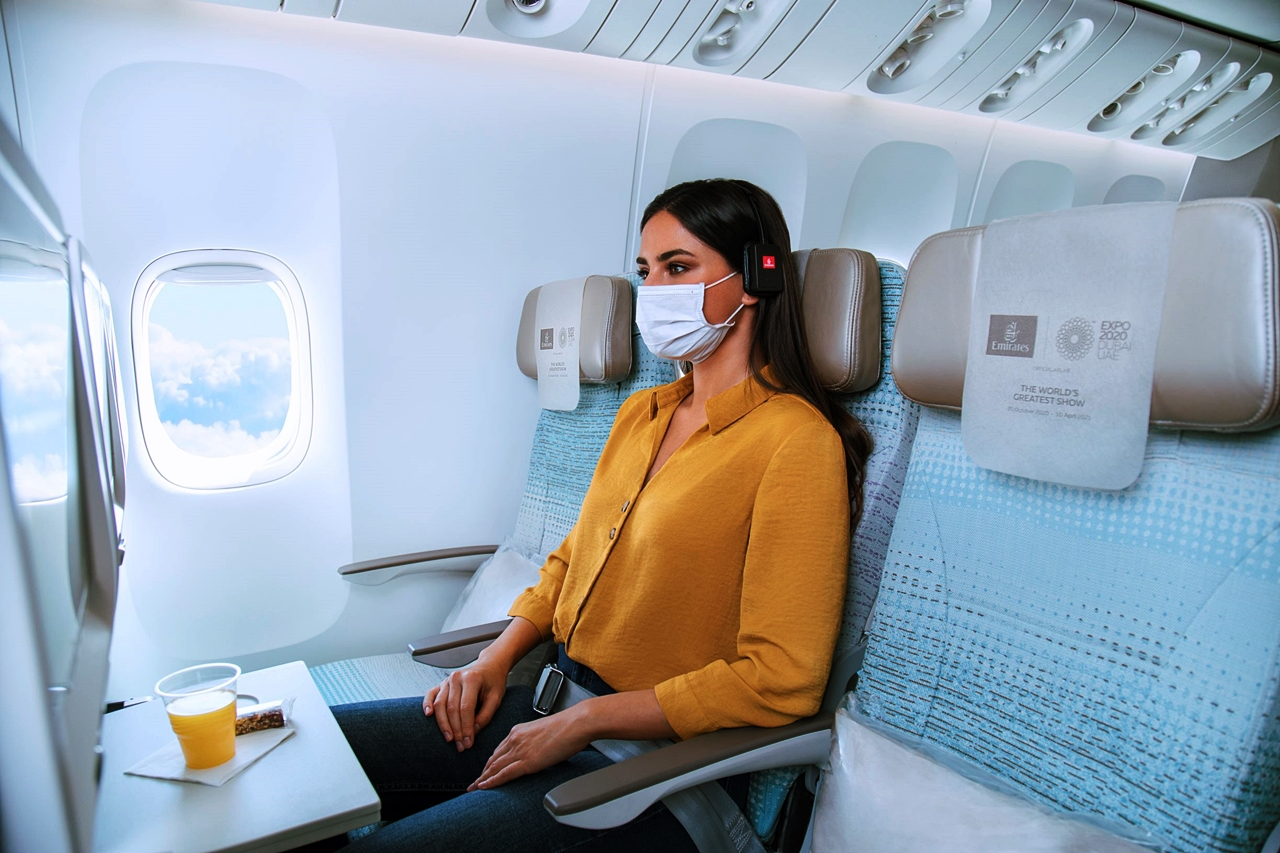Emirates - Economy Class - Boeing 777 - Airbus A 380