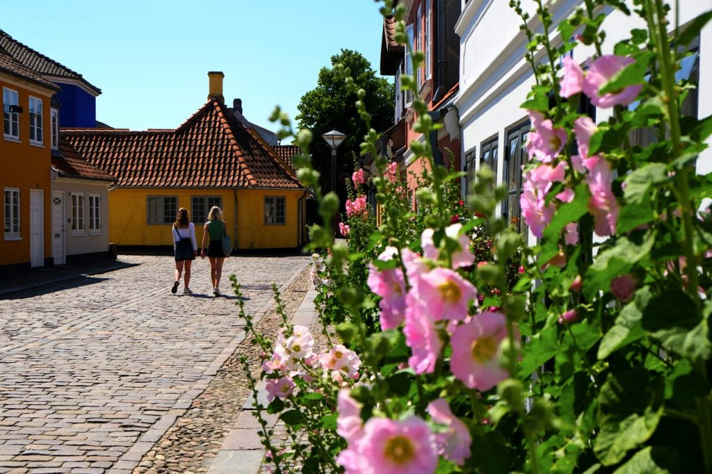 Odense - H.C. Andersens fødeby - Fyn - Danmark - Visit Denmark