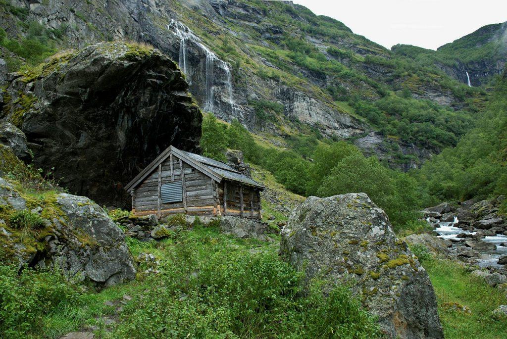 Aurlandsdalen - Sogn og Fjordane - Vestland Fylke - Verdensarv - Unesco - Riksantikvaren