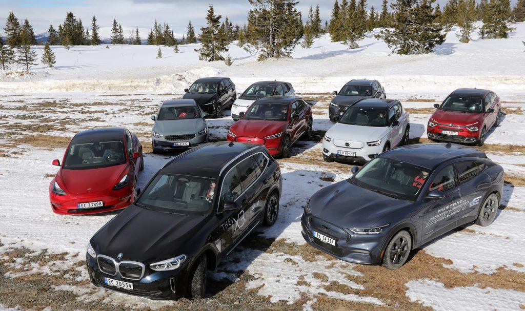 BMW iX3- NAF - Elbiltest - 2021