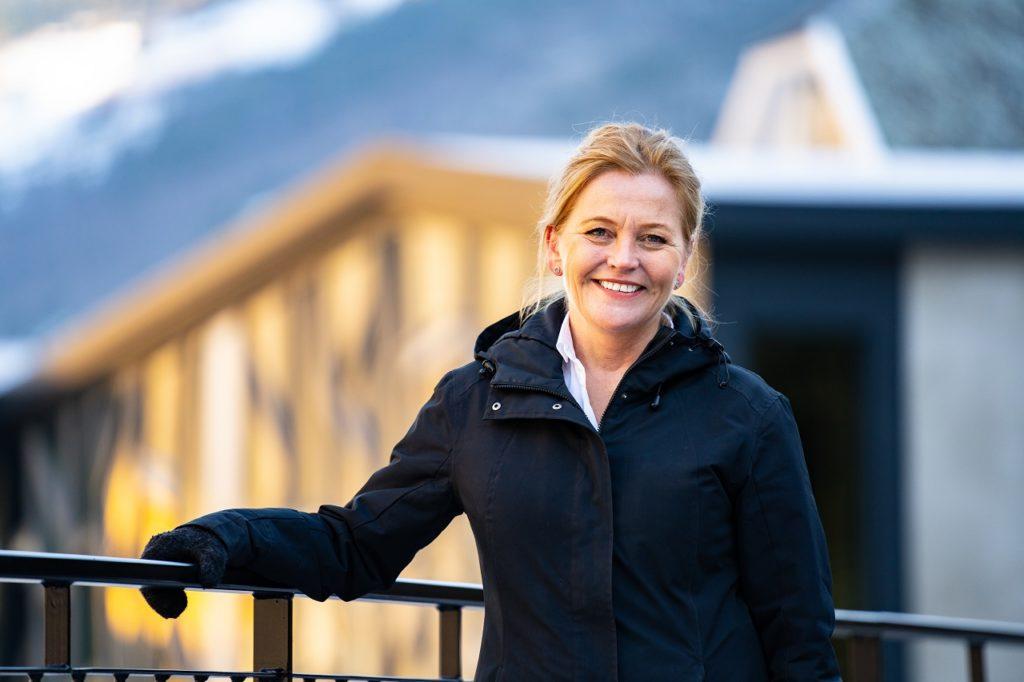 Solrun Hjelleflat - direktør - Norway's best AS - Flåm AS
