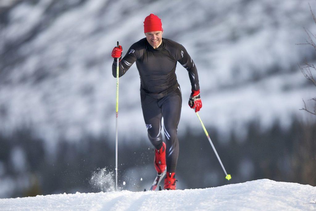 Langrennsløper - Rjukan - Yngve Ask