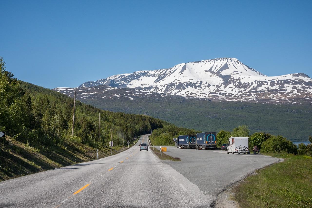 Rasteplass - E6 - Skibotn - Troms - Statens vegvesen