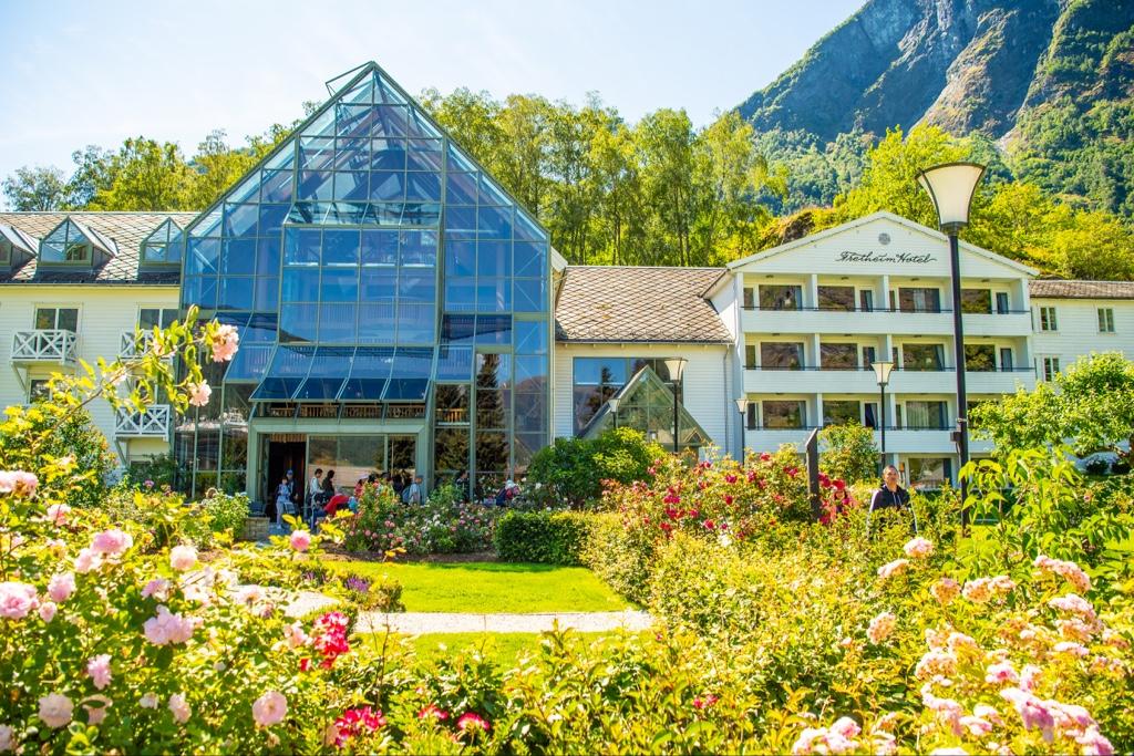Fretheim Hotel - Flåm