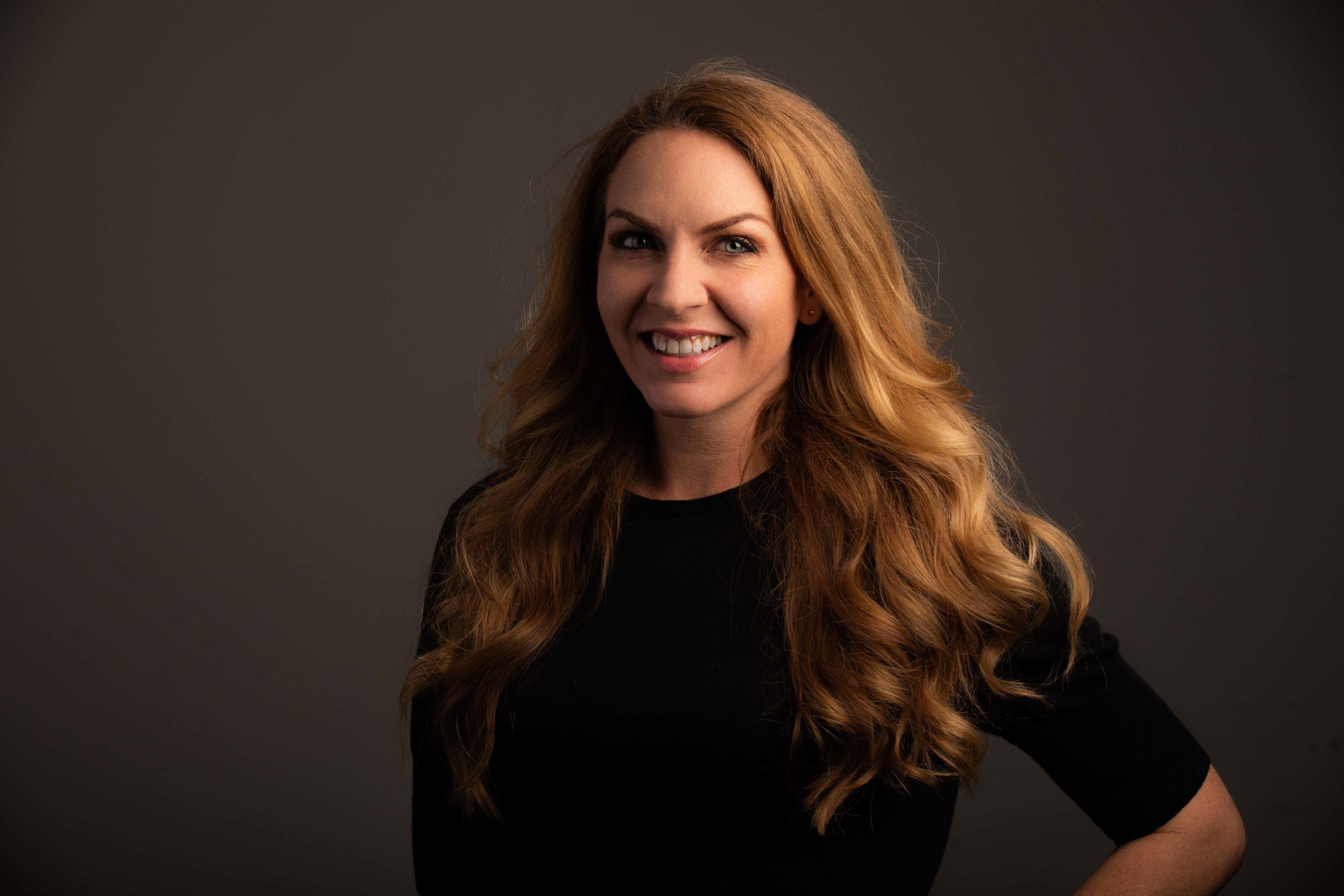 Kajsa Beausang är ny chefredaktör på joyvoy.se. Foto: Anton Körberg