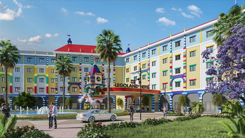 LEGOLAND® Hotel Dubai - åpner 2021