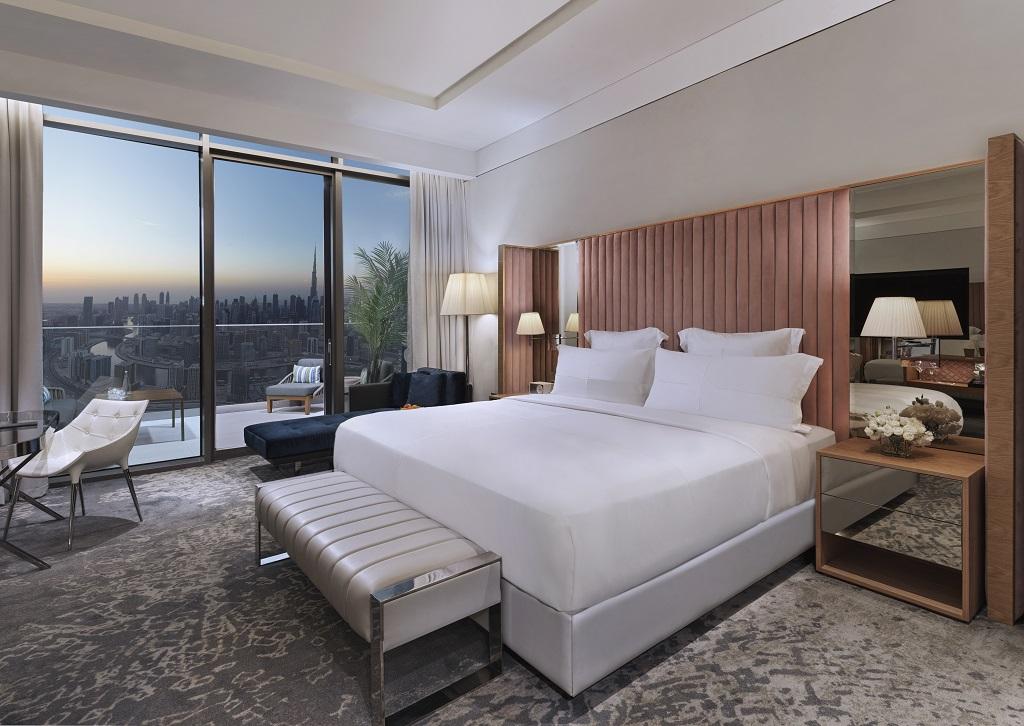 Gjesterom - Suite - SLS Dubai Hotel & Residences - Dubai - Forente arabiske Emirater
