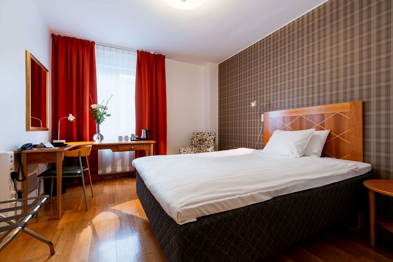 BW hotels - Sure Hotel Studio Esplanade - Longstay room
