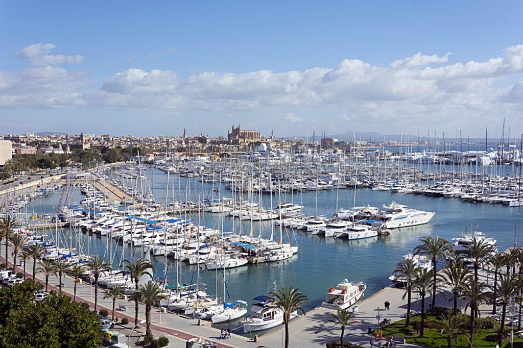 Seilbåthavn - Marina - Palma de Mallorca