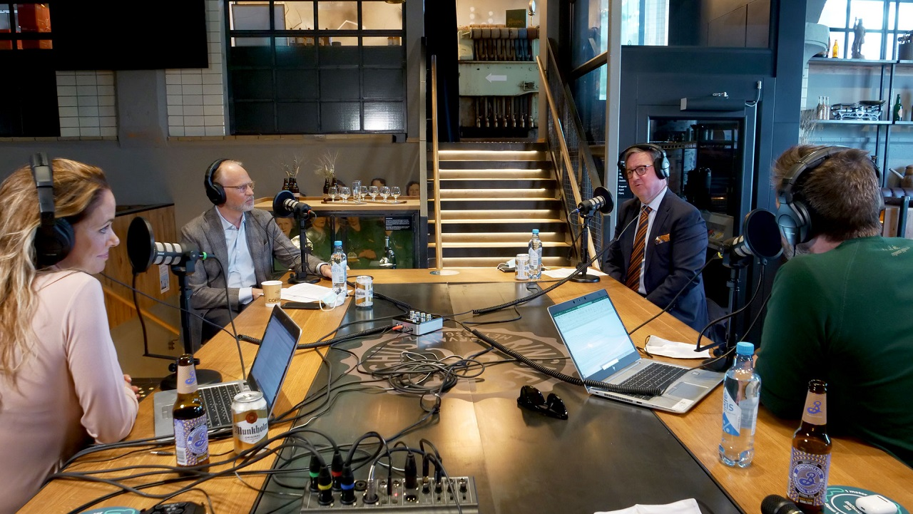 Torgeir Silseth - Morten Thovaldsen - podcast - Utetime med Ringnes
