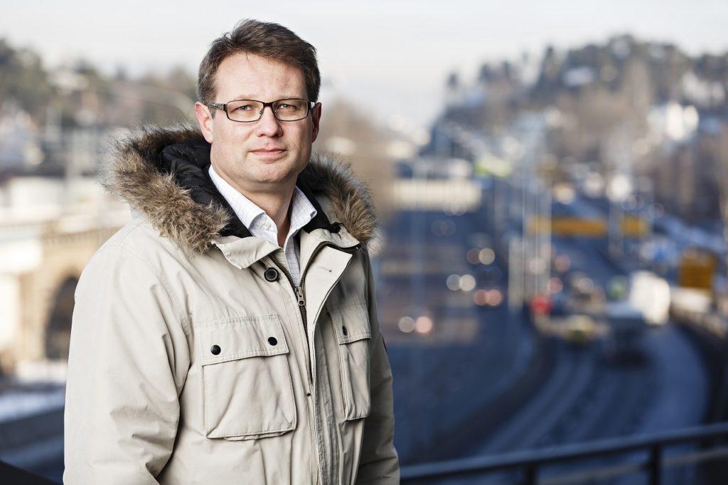 Sigmund Clementz - Komunikasjonssjef - If Forsikring