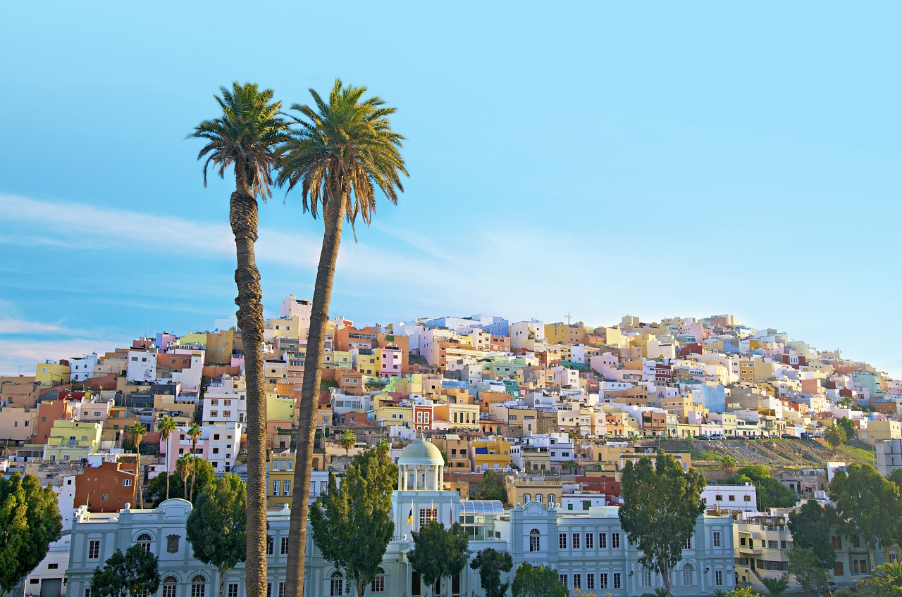 Gran Canaria - Kanariøyene - Spania - Apollo