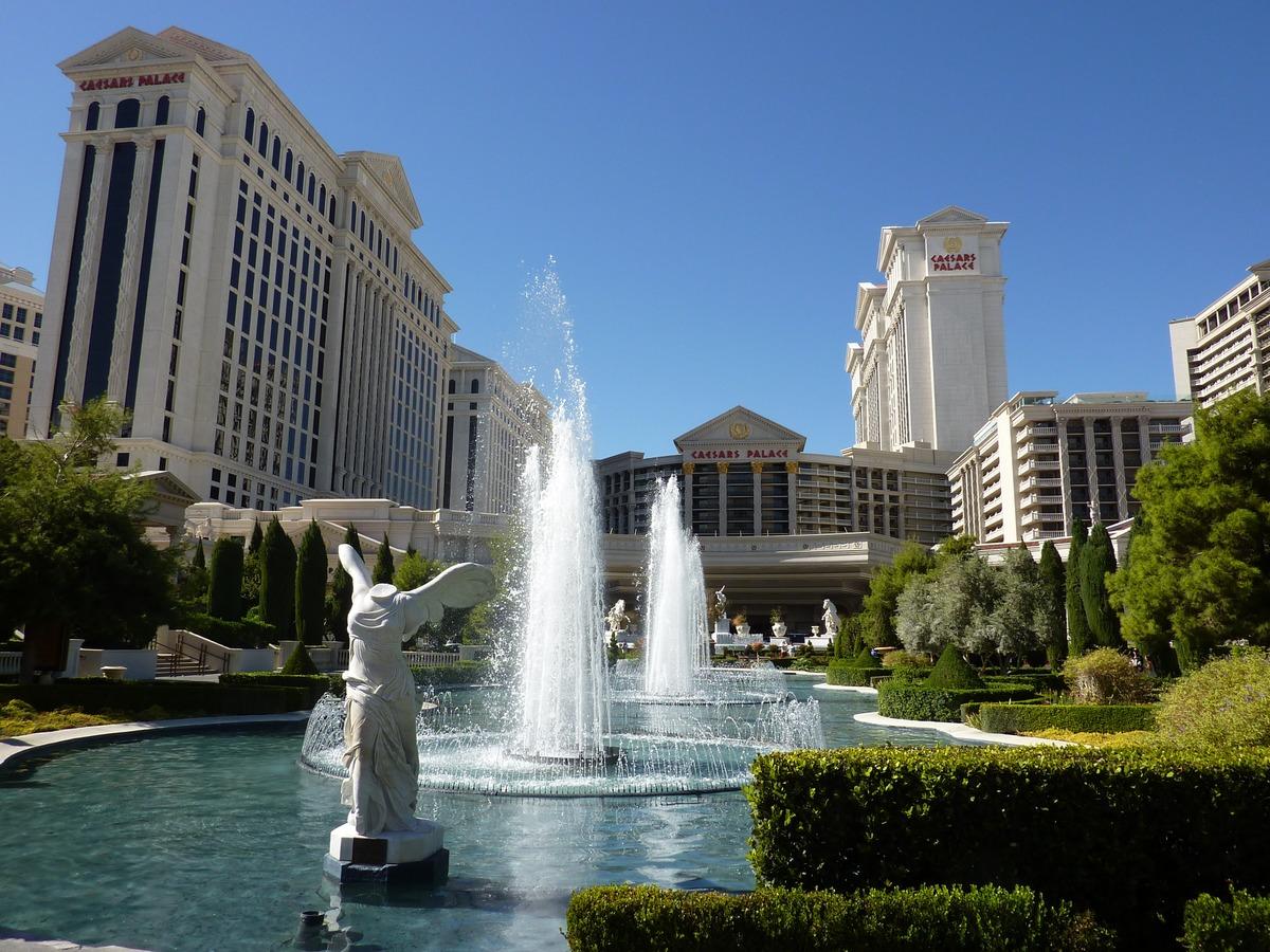Caesars Palace - Las Vegas - Nevada - USAUSA