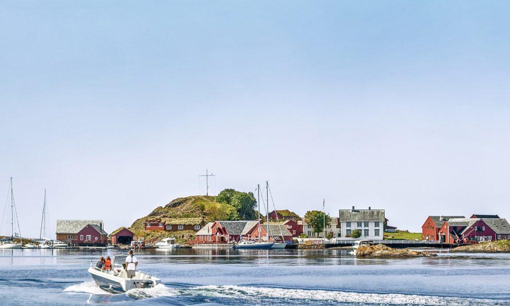 Håholmen Havstuer - Møre og Romsdal - Classic Norway Hotels