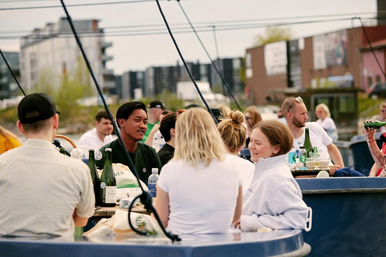 Båter - Kanal - København - Goboat.dk