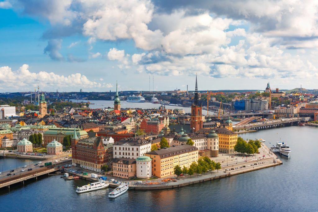 Riddarholmen - Gamla Stan - Stockholm - Sverige - Apollo
