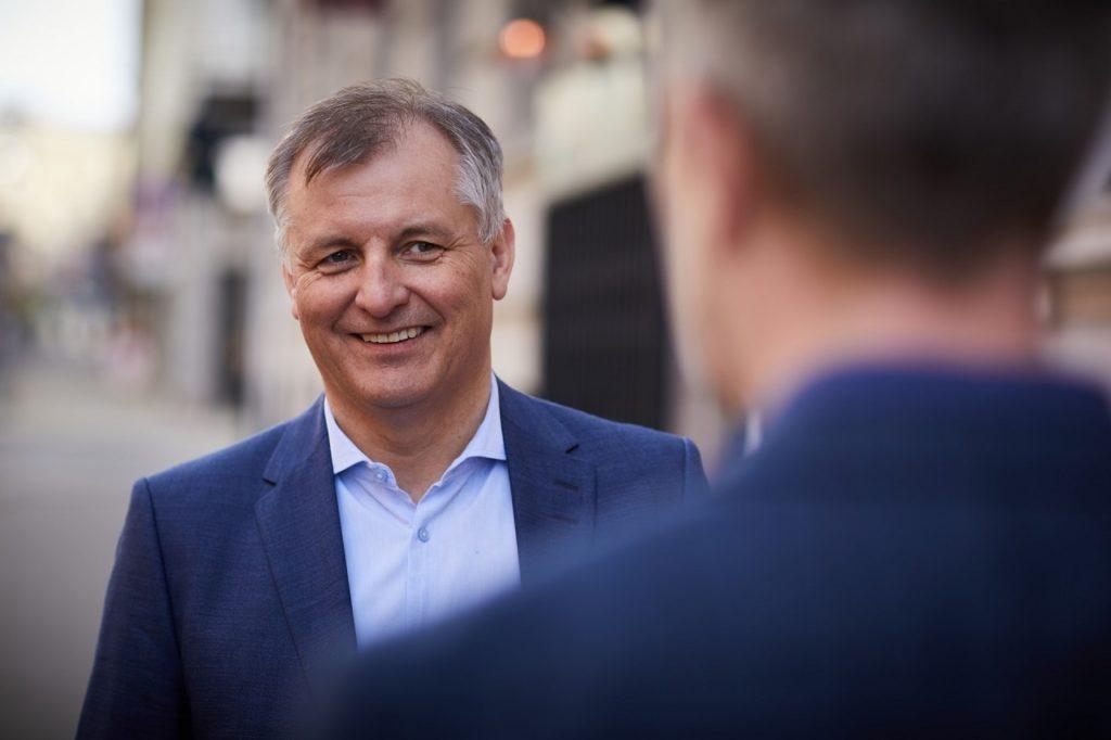 Eivind Bøe - direktør - Randstad