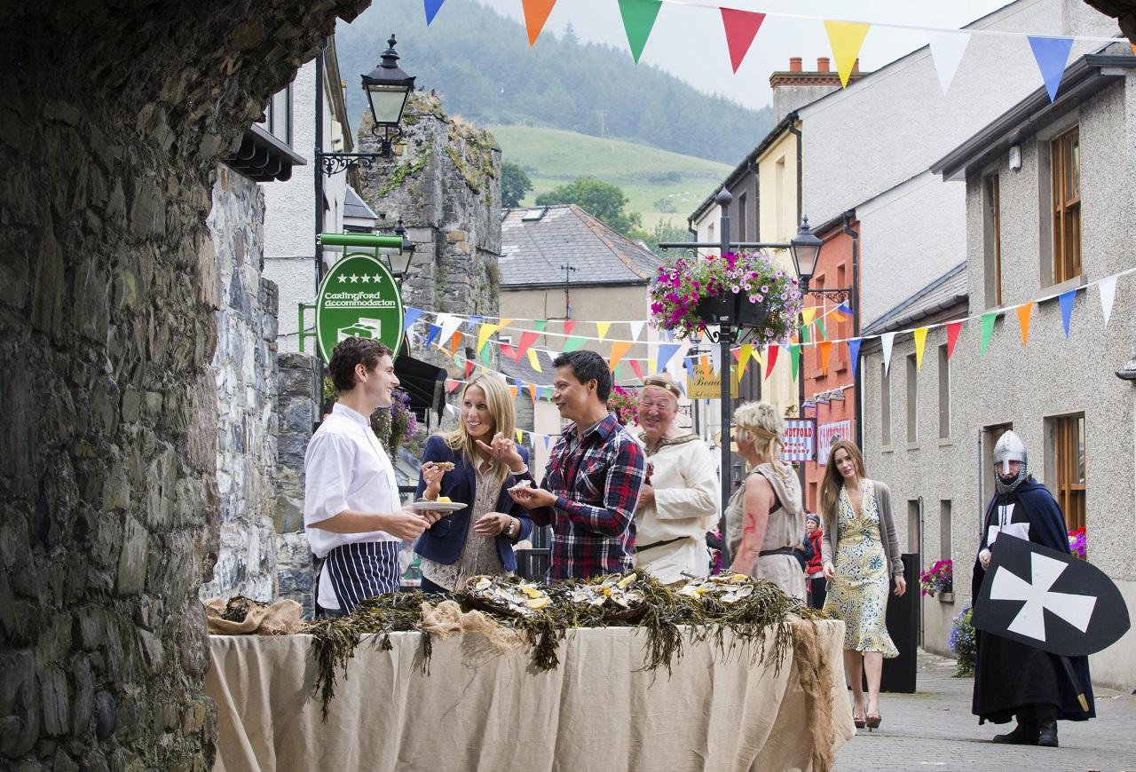 Carlingford Oyster Festival - Carlingford - Ireland