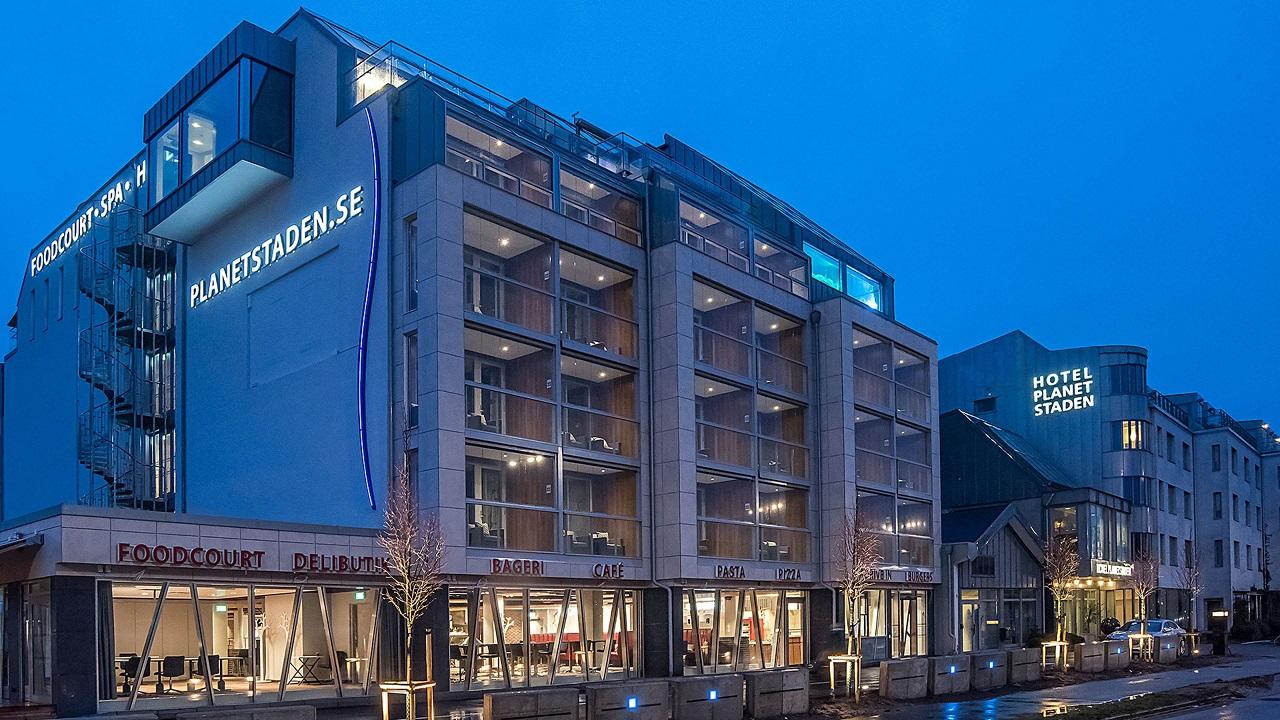 Hotel Planetstaden - Lund - Sverige