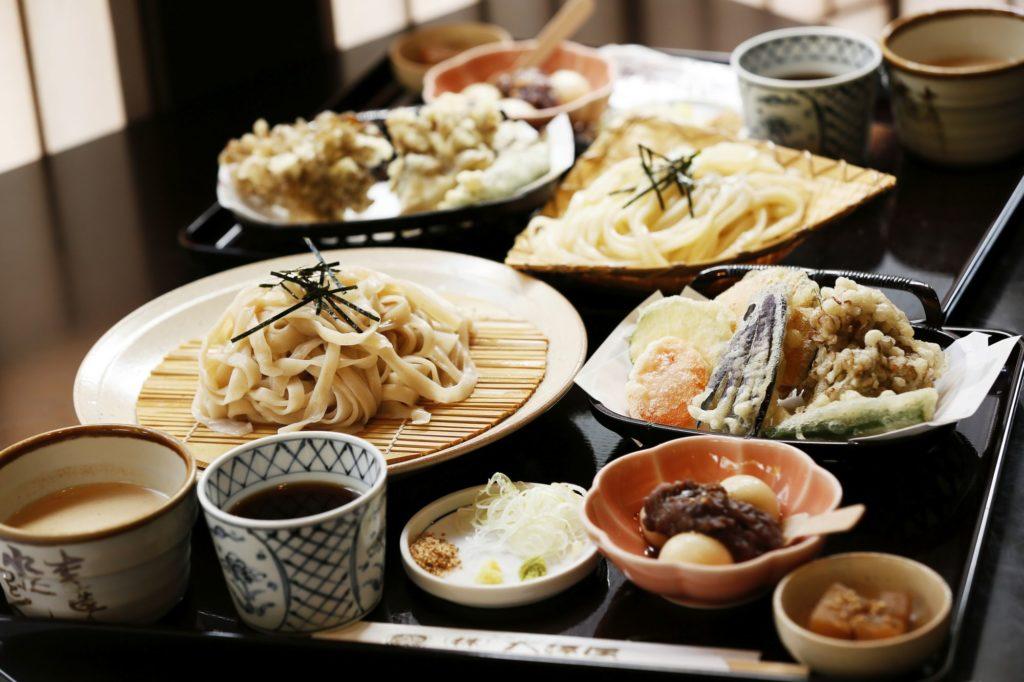 Japan - mat - Food - Ikaho - Onsen