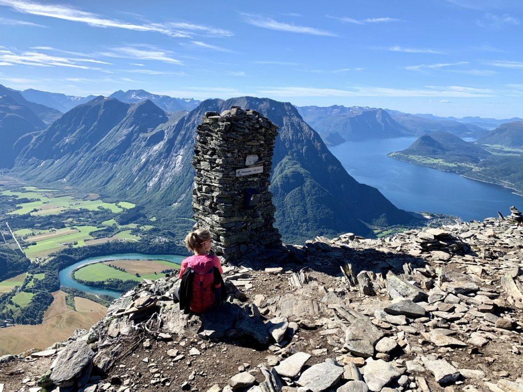 Romsdalseggen med Expa Travel